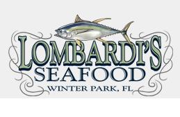 Lombardi's Seafood Fresh Seafood Orlando | Seafood Market Logo